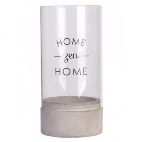 Tsemendist küünlajalg 'Cement Home'
