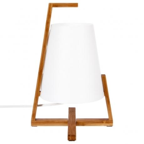 Laualamp 'Bamboo' valge