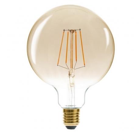 LED pirn E27 D12,5cm