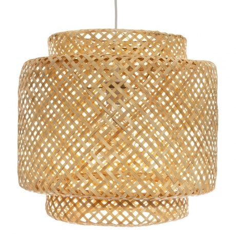 Laelamp 'Liby' bambus