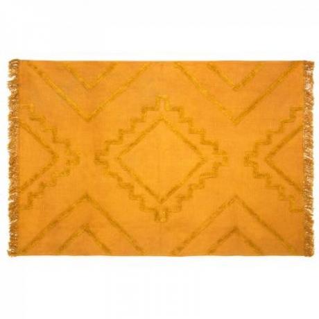 Vaip 'Inca' 120 x 170 kollane