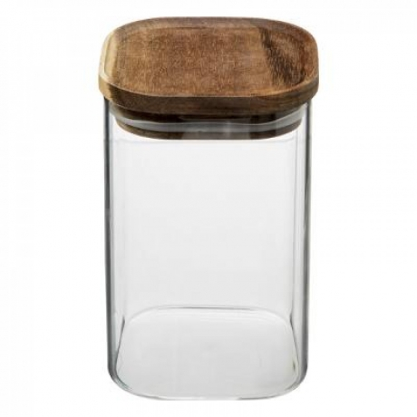 Klaasist säilituspurk 'Acacia' 1L