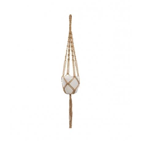 Rippuv lillepott 'Rope' D11,5