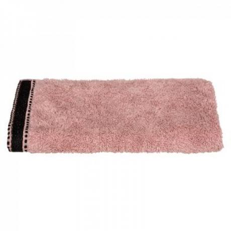 Puuvillane käterätik 'Joia' 30x50cm roosa