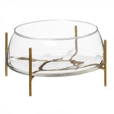 Klaasist anum jalgadel 'Col' kuldne