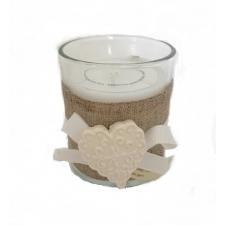 Lõhnaküünal 'Ceramic Heart'