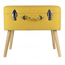Pink Suitcase kollane