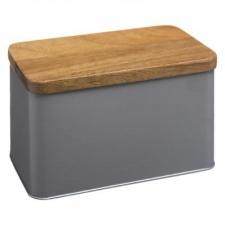 Metallist karp 'Meldal' 14x9cm hall