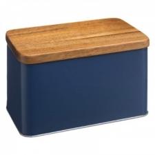 Metallist karp 'Meldal' 14x9cm sinine