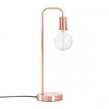 Laualamp 'Interieur' rose gold