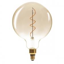 LED pirn 'Spiral' E27 D20cm