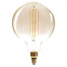 LED pirn E27 D20cm