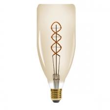 LED pirn 'Spiral' E27 D7,8cm