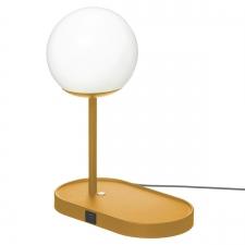 Laualamp USB pesaga 'Charg' kollane