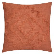 Padi 'Inca' 40x40 terracotta