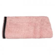 Puuvillane vannirätik 'Joia' 70x130cm roosa