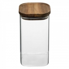 Klaasist säilituspurk 'Acacia' 1,3L