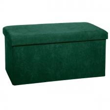 Hoiukastiga järi 'Pouffe Velvet' roheline