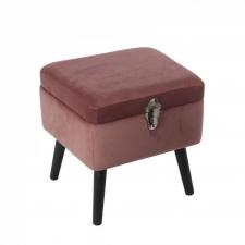 Tumba 'Velvet Box' roosa