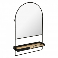 Riiuliga peegel 'Shel' 37x60