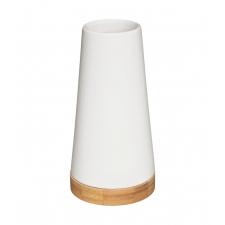 Lillevaas 'Bamboo' valge