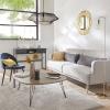 Põrandalamp 'Interieur' valge