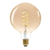 LED pirn 'Spiral' E27 D12,5cm