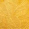 Pleed 'Leaf' 220x240 sinepikollane