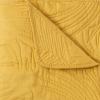 Komplekt voodikate 'Jung' 240x260 + padjakatted 2tk kollane