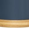 Lillepottide komplekt 'Bamboo' 2tk sinine